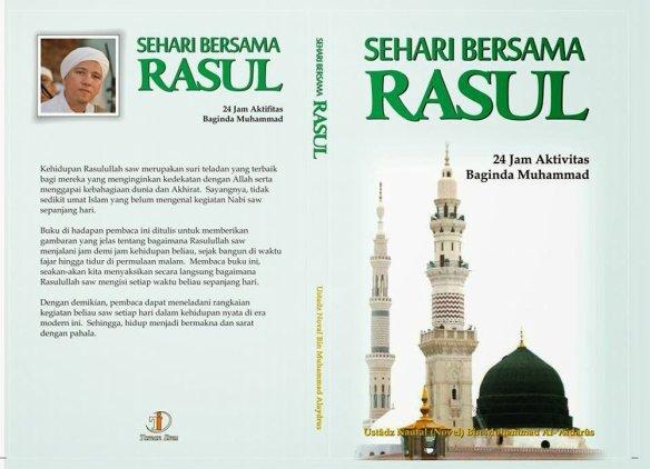 sehari bersama rasul habib naufal (novel) bin muhammad al aydrus